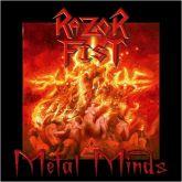 RAZOR FIST - Metal Minds (2009 - High Roller / GER) (LP)