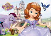 Papel Arroz Princesa Sophia A4 004 1un