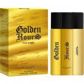 Perfume Golden Hours Men Masculino Eau de Toilette 100ml