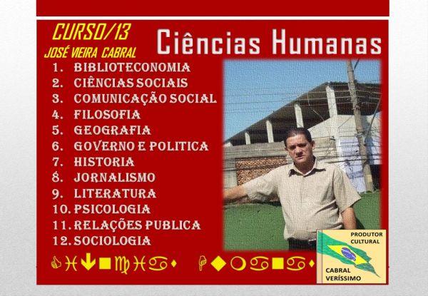 13. CIÊNCIAS HUMANAS
