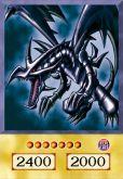 Dragão Negro de Olhos Vermelhos-Red-Eyes B. Dragon