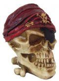 Crânio Cinzeiro Pirata
