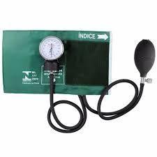 Esfigmomanômetro Verde Premium