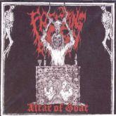 FREEZING BLOOD - Altar of Goat - CD