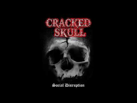 CD - Cracked Skull - Social Disruption