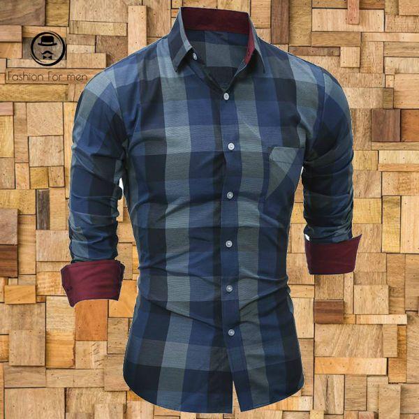 Camisa Xadrez REF02