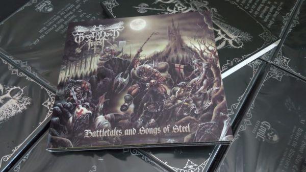Great Vast Forest - Battletales And Songs Of Steel (Digi CD)