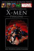 512002 - A Coleção Oficial de Graphic Novels Marvel 37 X-Men Perigoso
