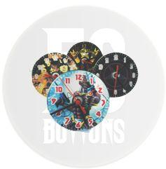 RELOGIO CD PERSONALIZADO - MÍN. 10 PÇS