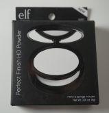 Pós HD Translúcido Compacto da ELF (Perfect Finish HD Powder)