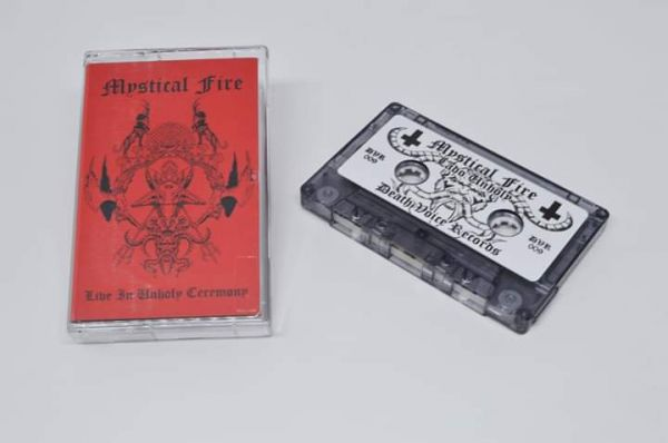 Mystical Fire - Live in Unholy Ceremony