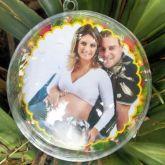 Bola de Natal Personalizadas - 45 unidades