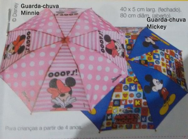 Guarda-Chuva Mickey