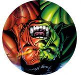 Papel Arroz Hulk Redondo 008 1un
