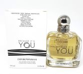 Tester Because It's You edp 100 ml Emporio Armani