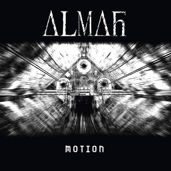 CD -  Almah – Motion