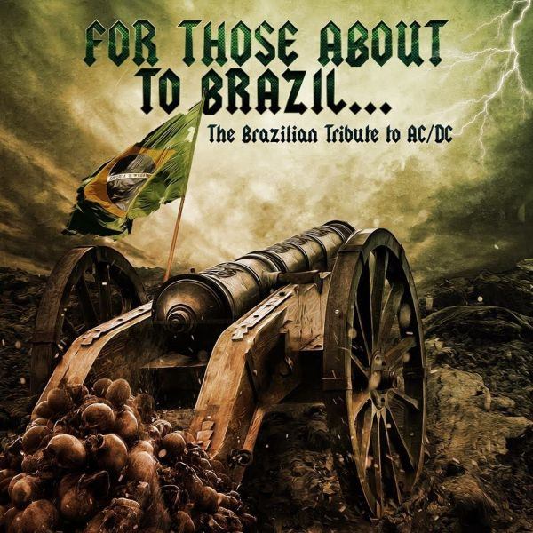 For Those About to Brazil (Coletânea tributo)