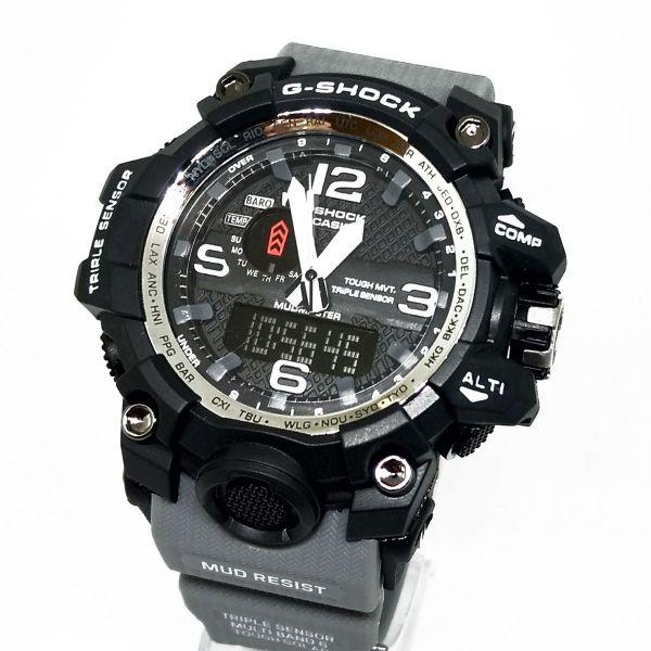 99b9f49736b Relógio G-Shock Esportivo Mundmaster Cinza - Imperius Shop