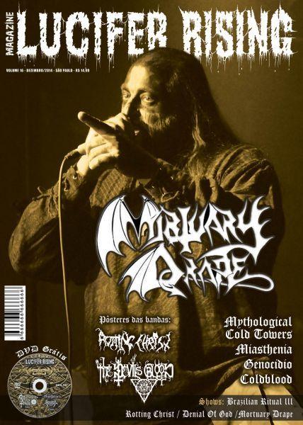 Revista Lucifer Rising - n°16