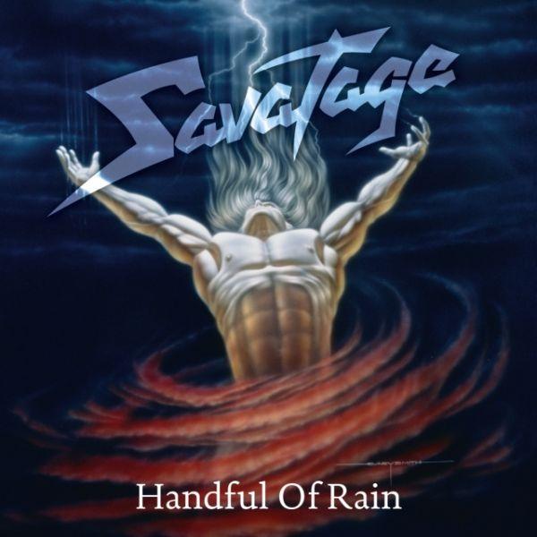 CD  - Savatage - Handful Of Rain (Acrílico)