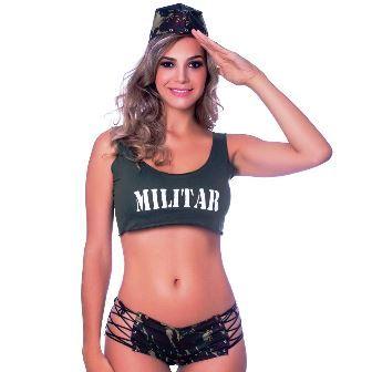 Fantasia militar short