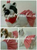 Festa Junina - Topet fashion laços e gravatas para pet s 67c6ef4503b