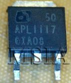 APL1117 50 APL1117-50 REGULADOR 5,0V TO-252