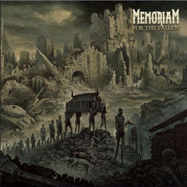 CD Memoriam – For The Fallen