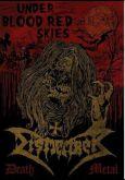 DISMEMBER - UNDER BLOOD RED SKIES (DVD DUPLO)