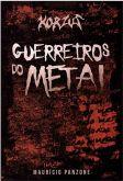 Livro - Korzus: Guerreiros do Metal