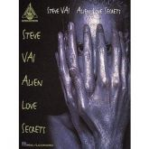 DVD - Steve Vai - Alien Love Secrets
