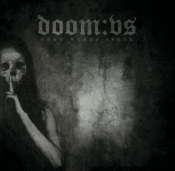 CD Doom:VS - Dead Words Speak (Slipcase)