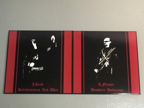 CONQUEROR- War.Cult.Supremacy -  LP (Double, Poster)
