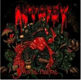 AUTOPSY - Mental Funeral (20th Anniversary Edition = CD + DVD - Slipcase)