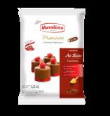 Cobertura em Gotas Premium para derreter sabor Chocolate ao leite Mavalério 1kg 1un