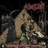 ABATUAR - Perversiones de muerte putrefacta  - LP (180 Gram, Poster in A2 Format)