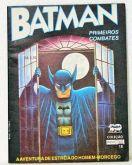 HQ - Batman Primeiros Combates Nº18