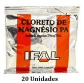 Cloreto de Magnésio PA Display 20X33g (IFAL)