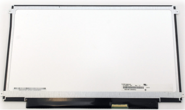 Tela 13.3 Led Ultra Slim N133bge-lb1 Rev. C2 Com Avaria Cantos Brancos