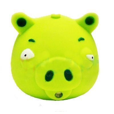 Kit com 12 Chaveiros Pig Green