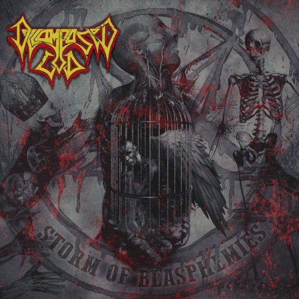 CD Decomposed God – Storm of Blasphemies