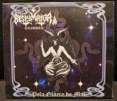 BESTYMATOR - Pela Glória do Mal - Tributo ao Bestymator - CD (Slipcase, +Bonus Demo 1991