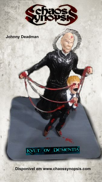 Miniatura Johnny Deadman (Kvlt ov Dementia)