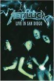 DVD - Metallica - Live in San Diego