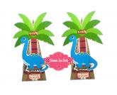 Caixa Cone do Dinossauro