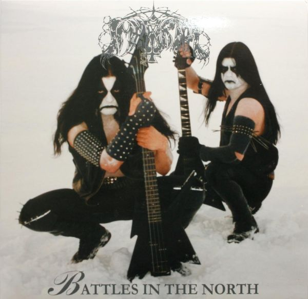 CD Immortal - Battles in the North