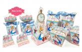 kit Personalisados Alice no pais das Maravilhas