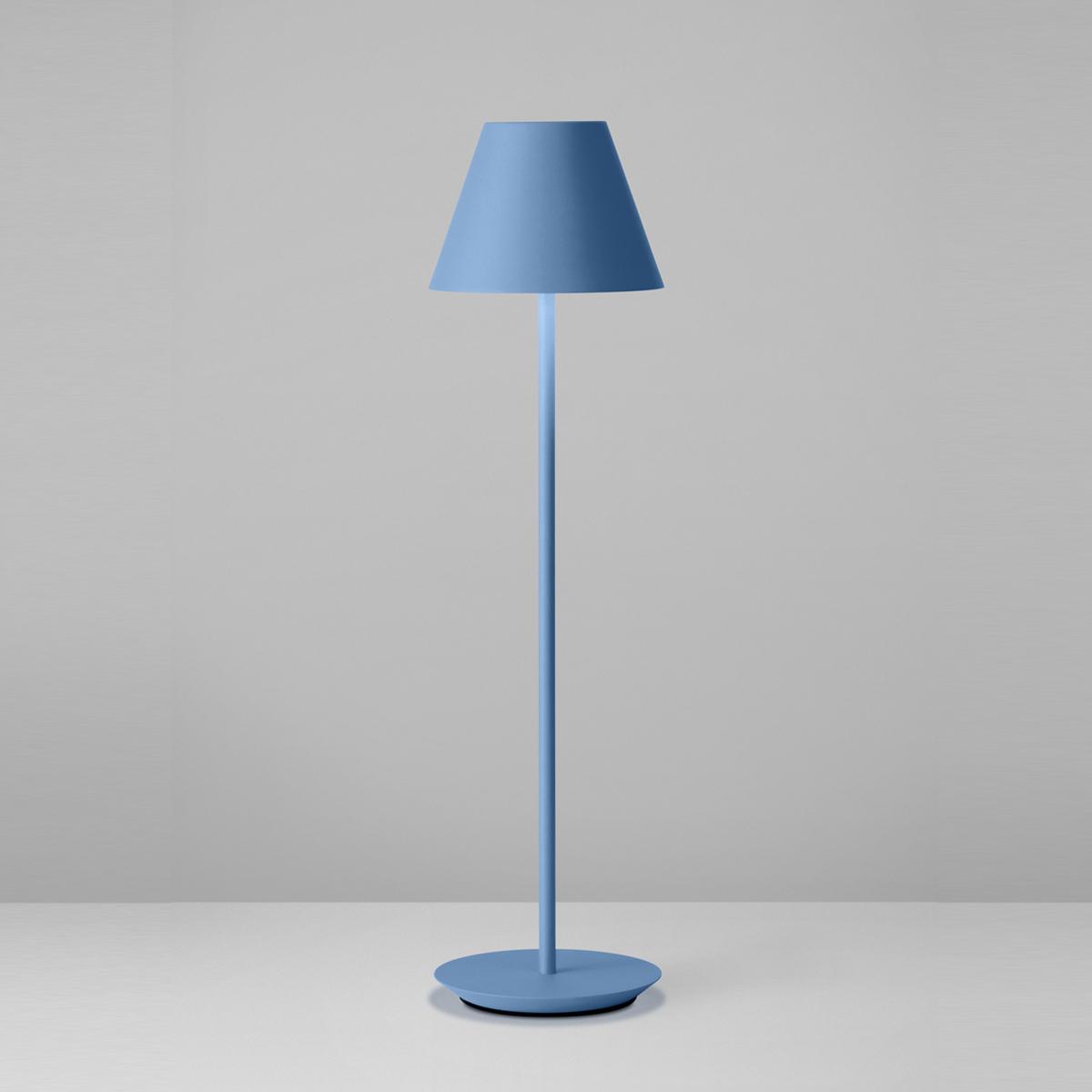Piccolo azul medio