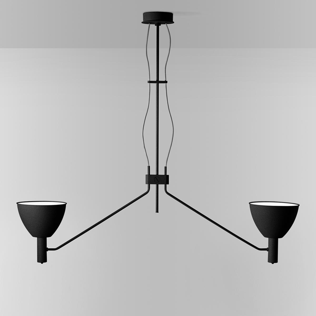 Bauhaus pendente s2 3