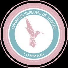 Na sua 1ª compra, o que você não revender em um prazo de 30 dias, a Lommani troca por outros Produtos